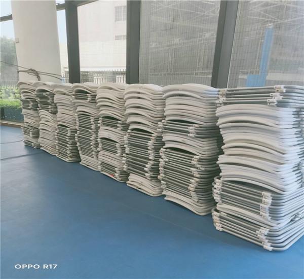 广州消防培训基地  折叠椅送货完成