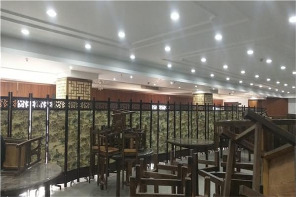 杭州西湖区文化礼堂摆放完成