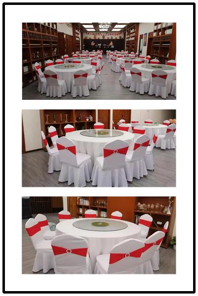 深圳雅昌艺术中心(长条桌,洽谈桌椅)摆放已完成
