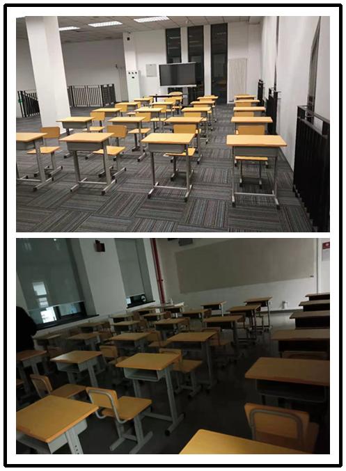 北大附属中学 课桌椅