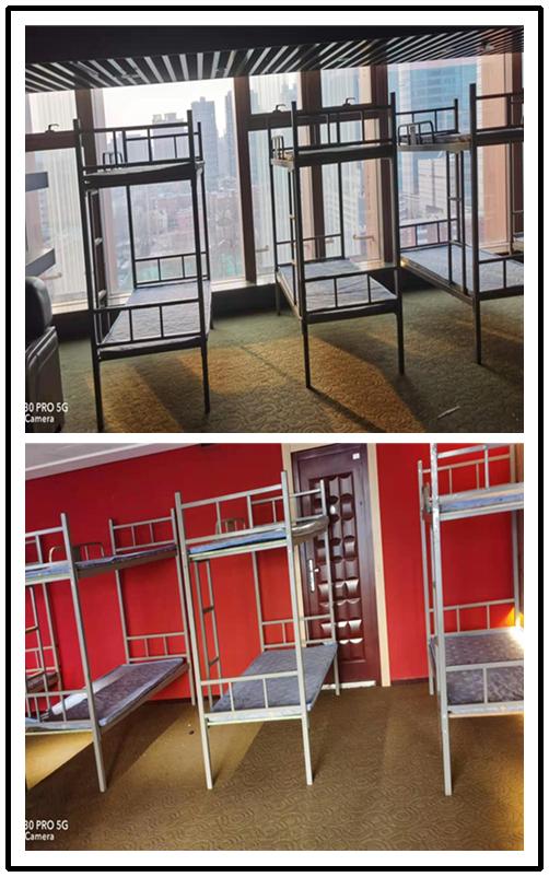 上海雅居乐万豪酒店:单人沙发茶几千亿体育下载布置摆放完成!