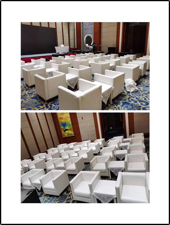 北京华彬费尔蒙酒店:上下床送货安装完成